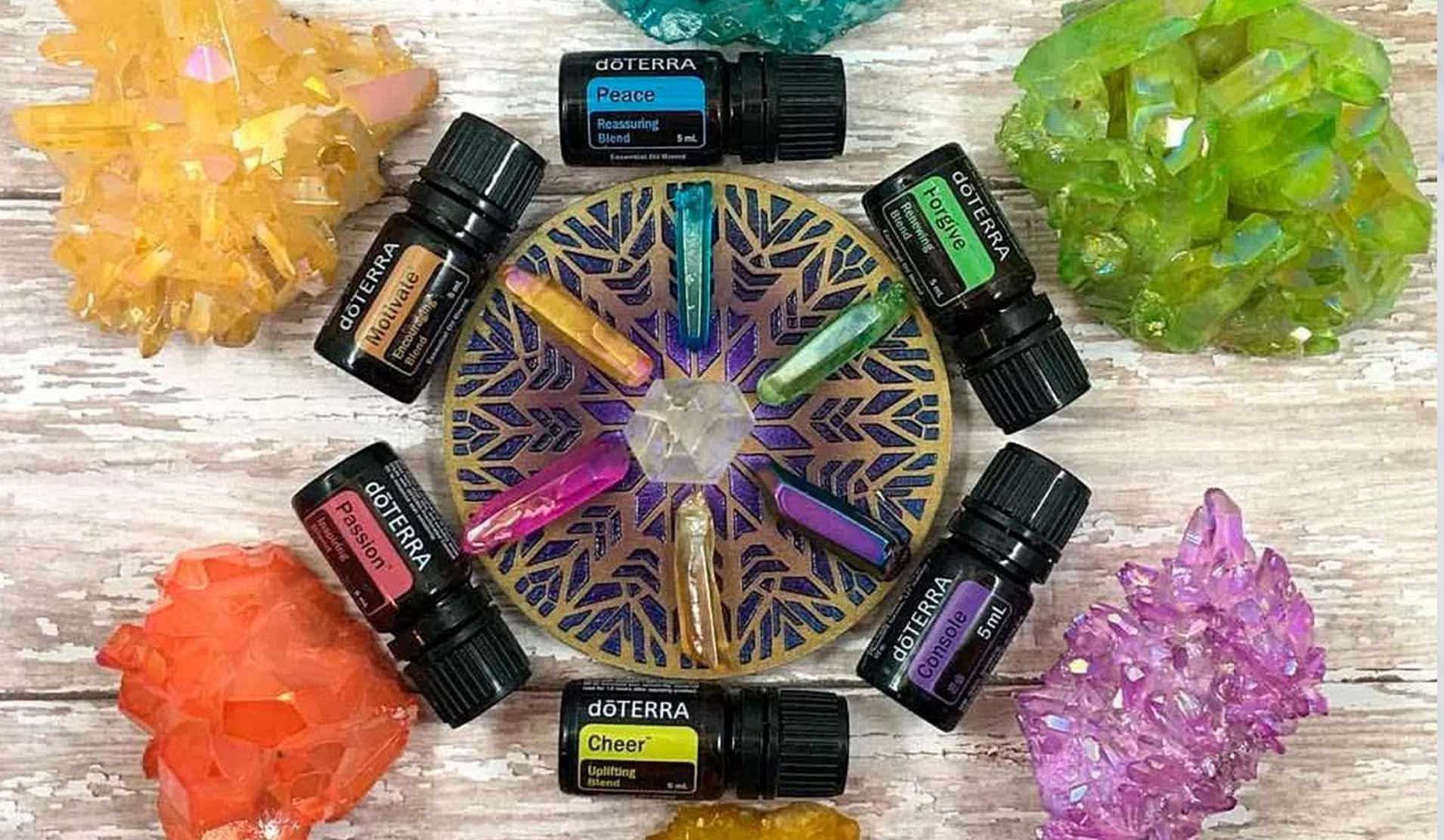Aromaterapia que activa Emociones y Sensaciones