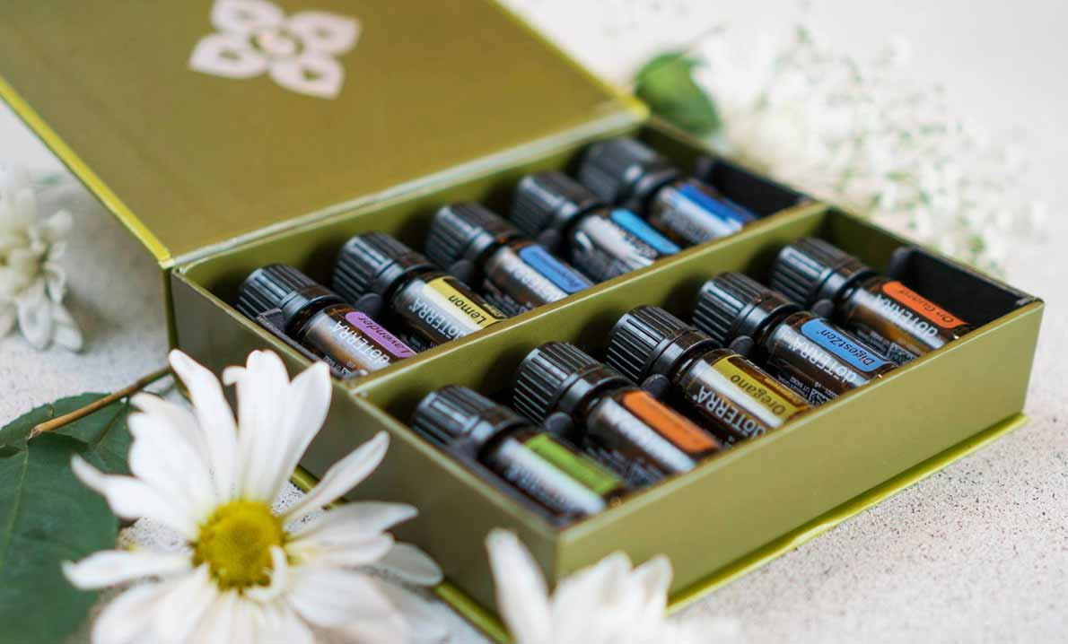 Aromaterapia Clínica con los Aceites Esenciales Puros de Grado Terapéutico Certificado de dōTERRA®