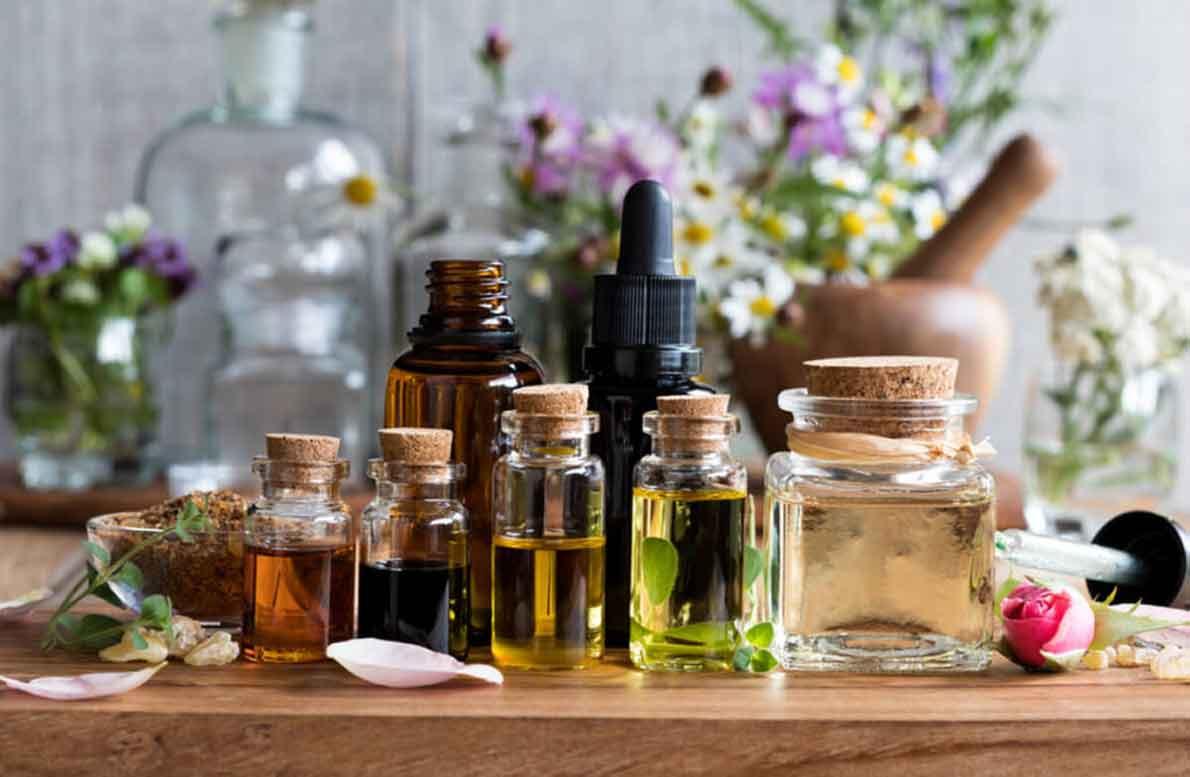 Aromaterapia para los cambios de estación