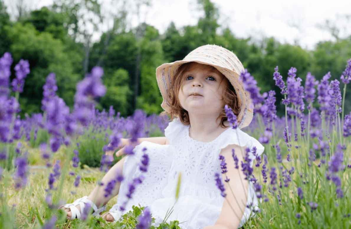 Aromaterapia para niños de diferentes edades