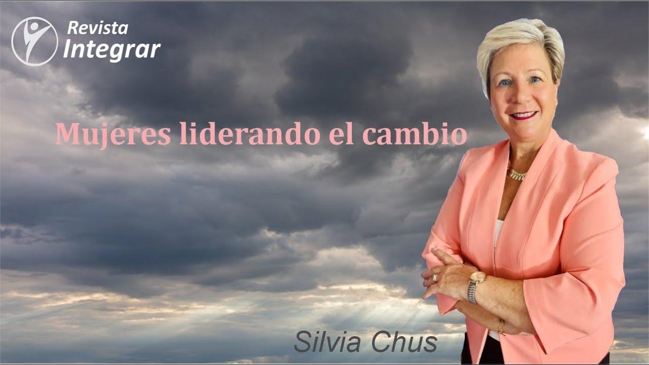 Mujeres liderando el cambio con Silvia Chus