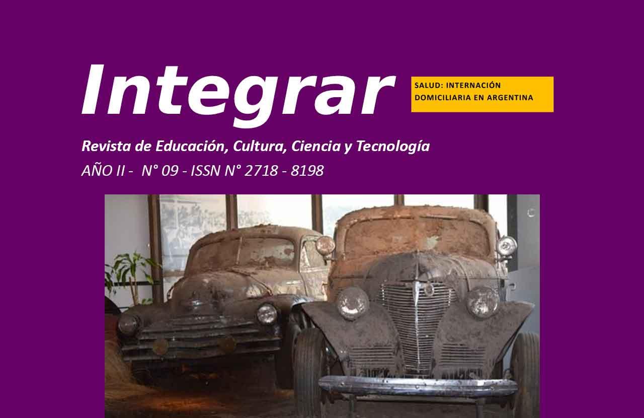 REVISTA INTEGRAR N° 09 - JUNIO 2021