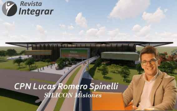 Revista Integrar - Capítulo N° 63 _Silicon Misiones_ con Lucas Romero Spinelli